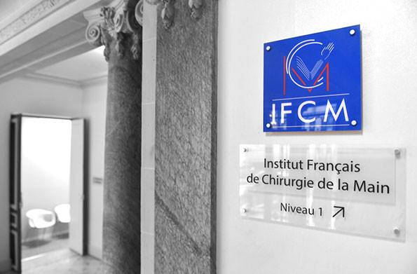IFCM paris chirurgie main