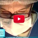 L'opération du syndrome du canal carpien filmée