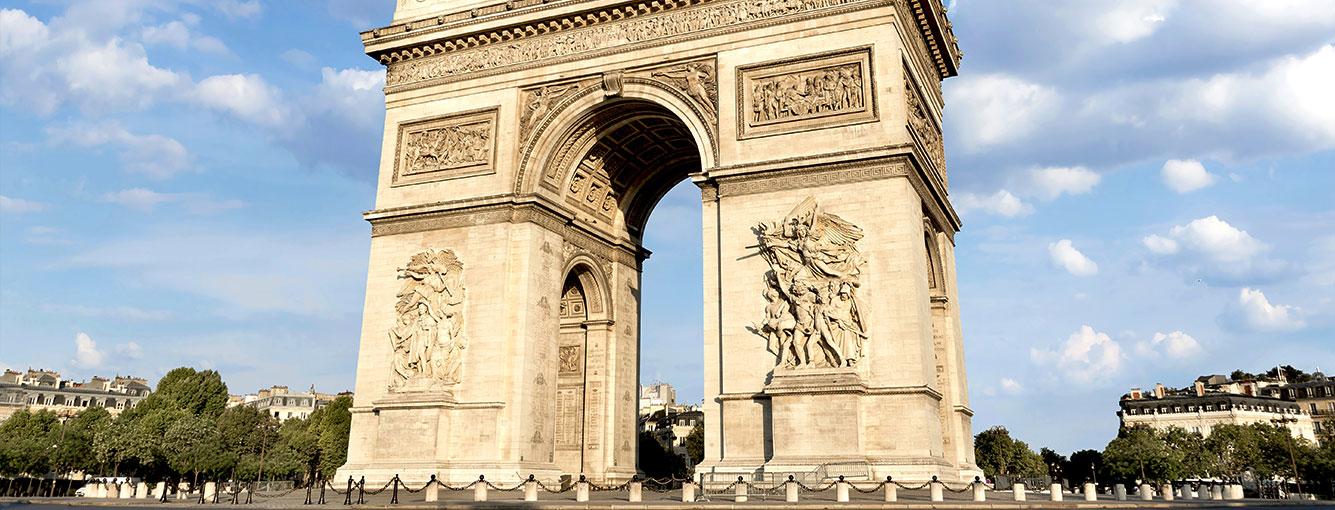 Arc de Triomphe, Place de l'Étoile