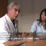 Laura et Patrick interview greffe de mains et kinésithérapie